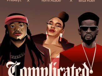 Philkeyz – Complicated ft. Yemi Alade, Bisa Kdei