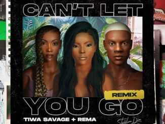 Stefflon Don – Can't Let You Go (Remix) ft. Rema, Tiwa Savage