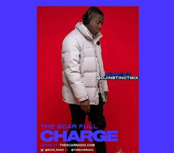 Dj Instinct ft. Hypeman Bami – The Scar Full Charge Mixtape