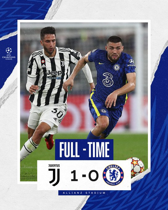 UCL: Juventus vs Chelsea 1-0 – Highlights Download