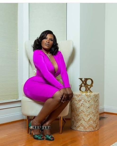 Pero Adeniyi, Tuface's Babymama Implores Trolls To Brush Their Wigs