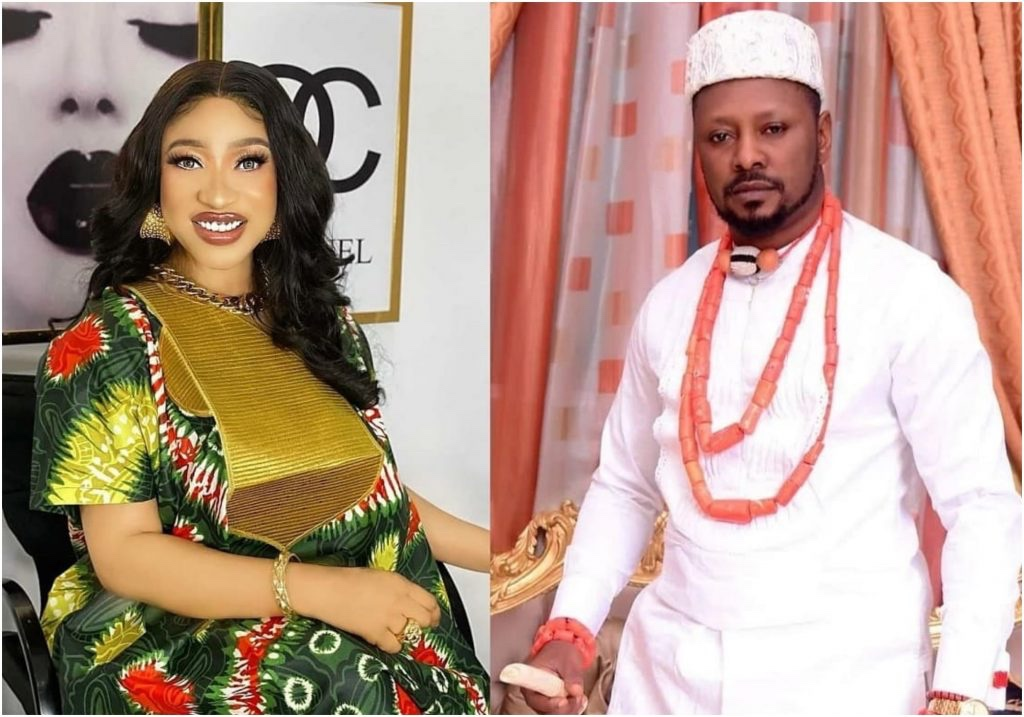 Tonto Dikeh says ex-boyfriend, Prince Kpokpogri slept with JaneMena, others