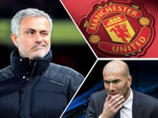 Zinedine Zidane has already made clear his feelings about becoming Man Utd boss