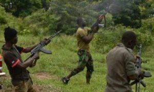 Gunmen Abduct Two Students Of University Close To Nigeria's Capital City, Abuja