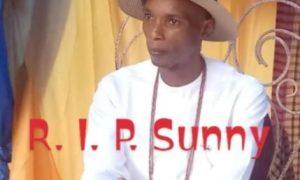 Heartbreaking! Nigerian Man Dies One Week To His White Wedding