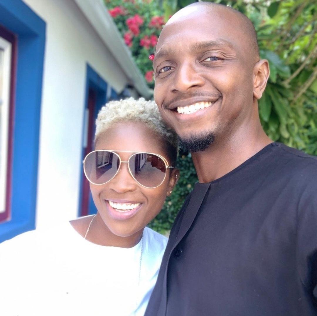 IK Osakioduwa and wife mark 13th wedding anniversary