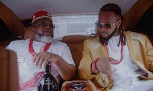 VIDEO: Larry Gaaga – Egedege ft. Phyno, Flavour, Theresa Onuorah