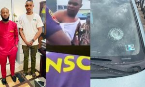EndSARS memorial: Uber driver assaulted by LNSC and police officers demands N500 million compensation from Lagos state government